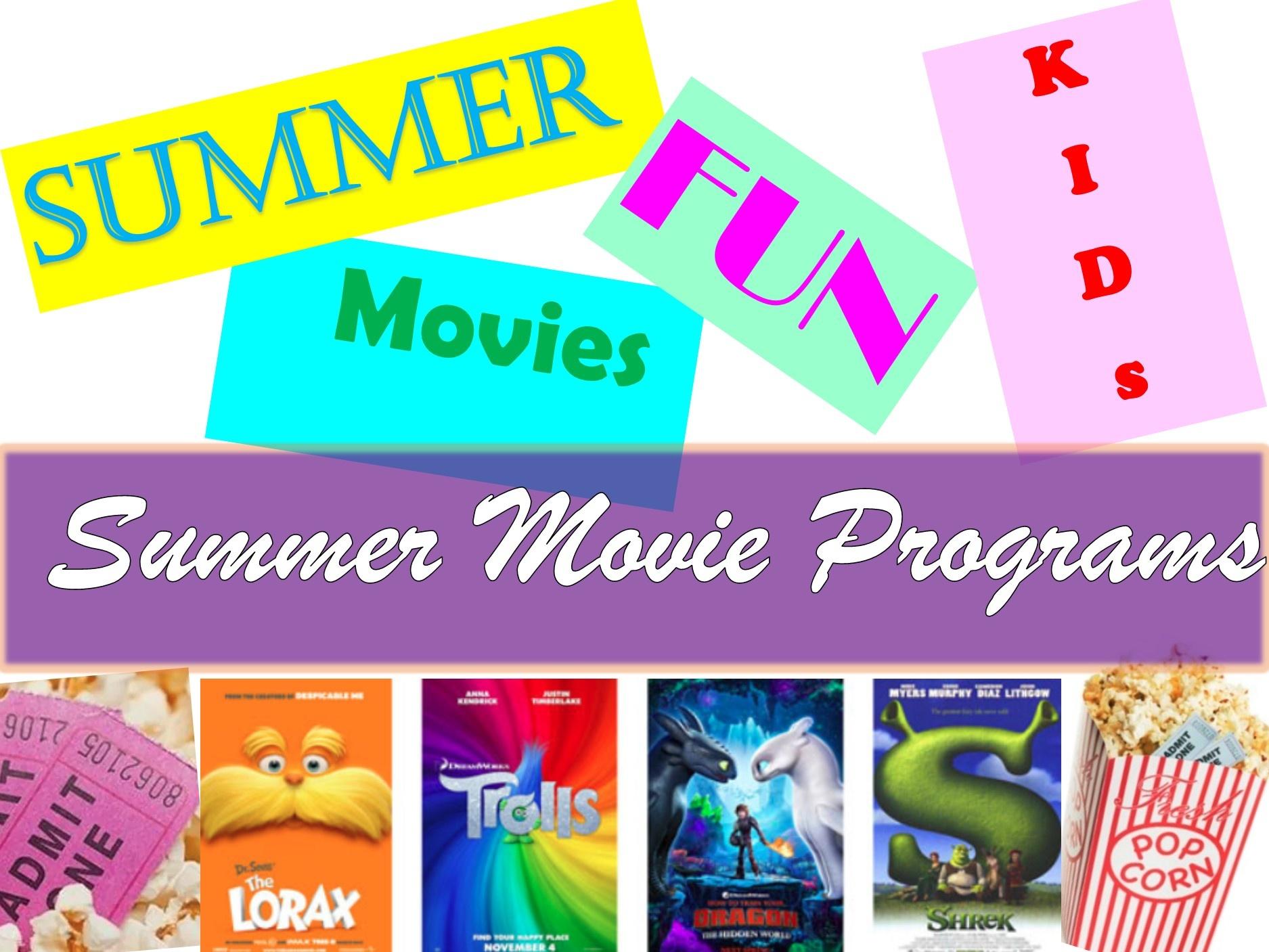 Summer Movie Programs, Free +Cheap Kids Movies Regal, Amc +More - Regal Cinema Free Popcorn Printable Coupons