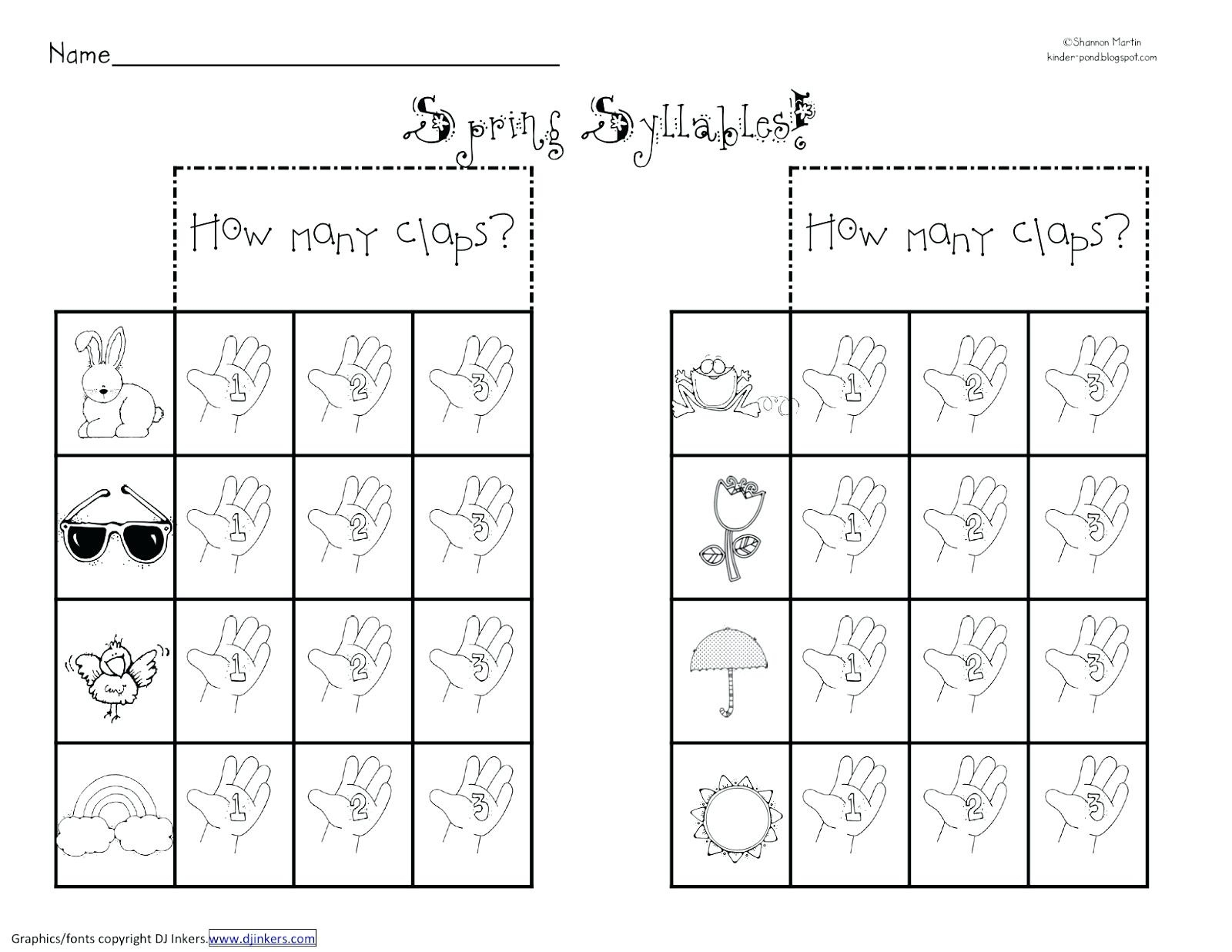 Syllable Worksheets 2Nd Grade Open Syllable Worksheets Fourth Grade - Free Printable Open And Closed Syllable Worksheets