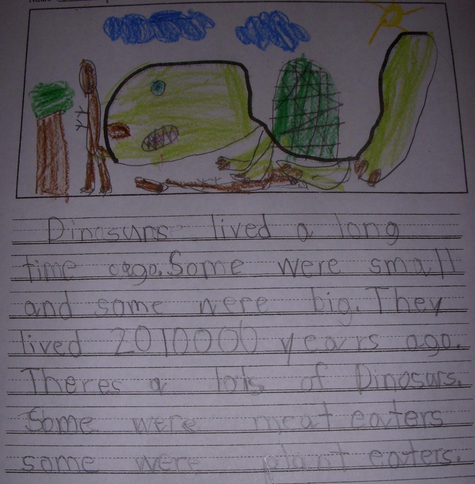 Tales Of A Teacherista: Rockin' Writing - Free Squiggle Story Printable