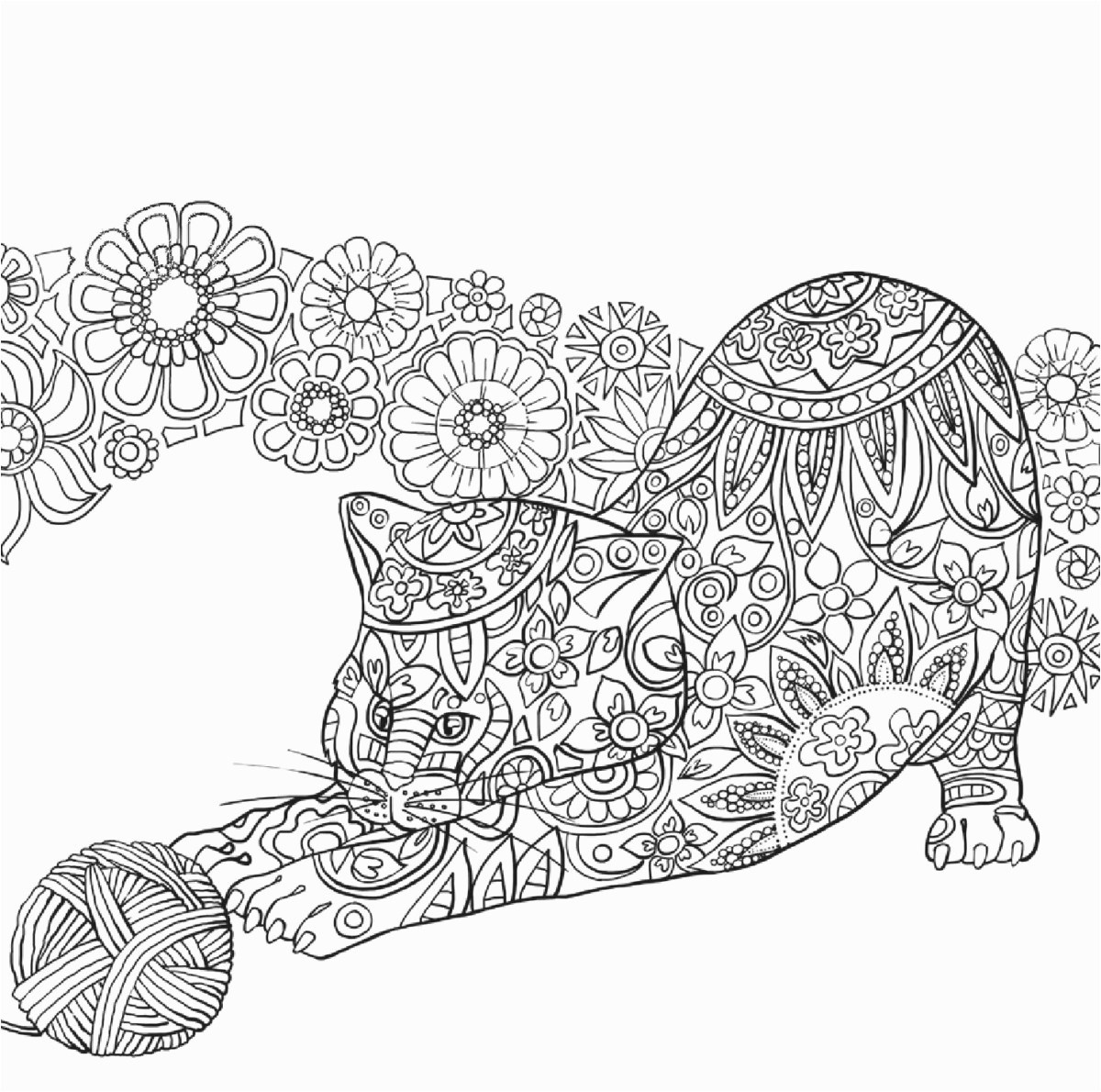 Tangled Printables Coloring Pages   Coloring Pages - Free Printable Zen Coloring Pages