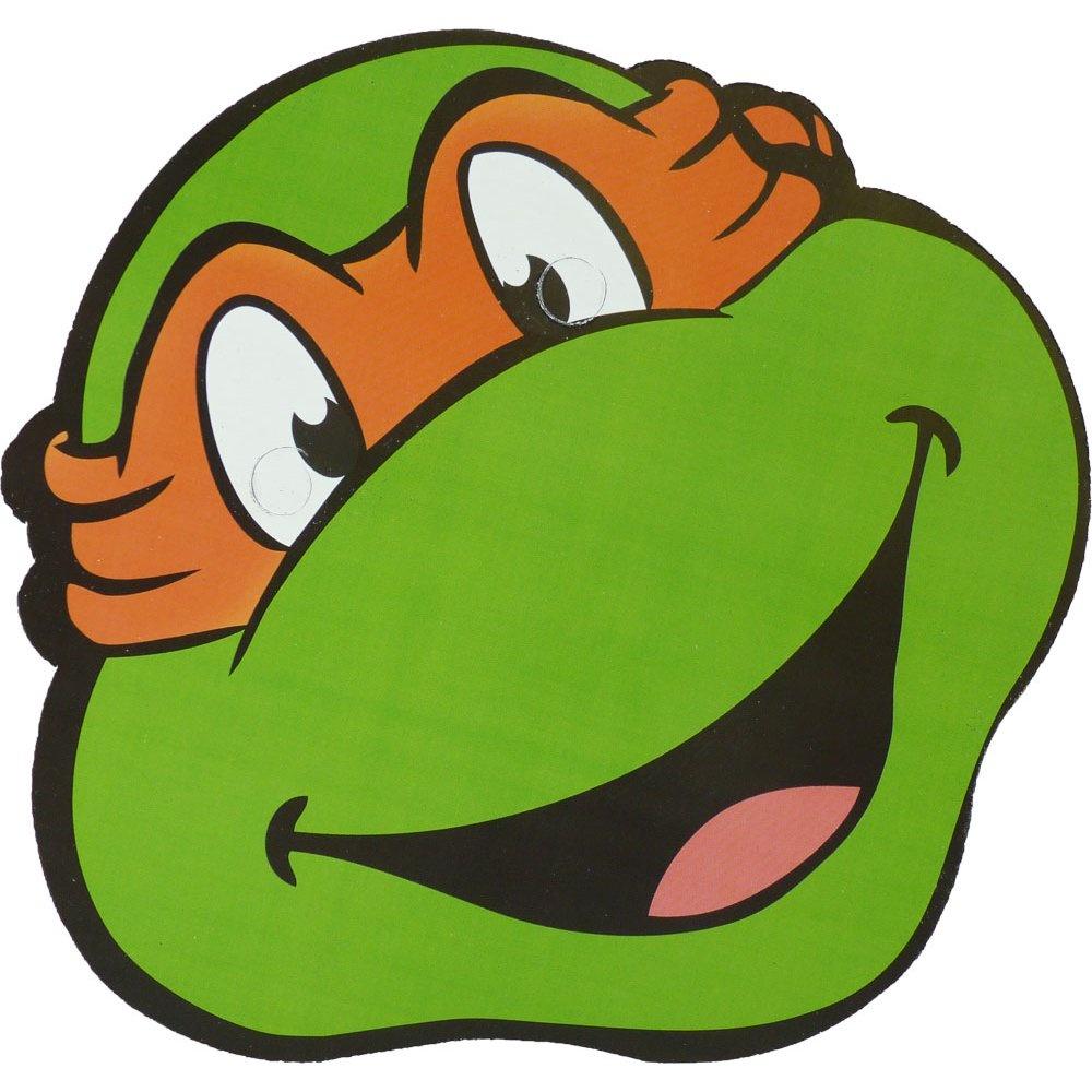 Teenage Mutant Ninja Turtles Clipart | Free Download Best Teenage - Teenage Mutant Ninja Turtles Free Printable Mask