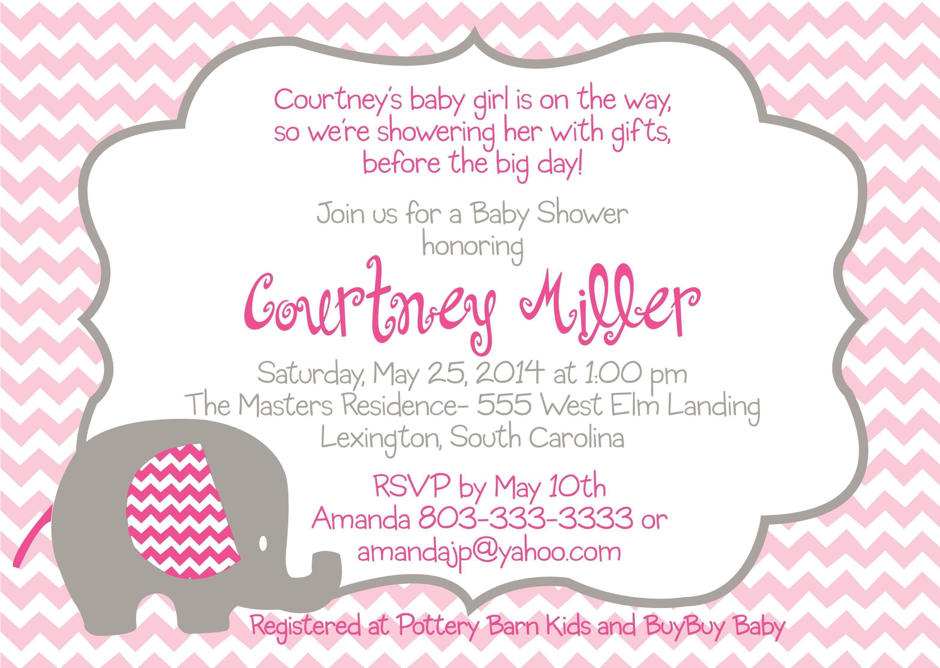 The Fascinating Free Baby Shower Invitation Templates Download - Free Printable Monkey Girl Baby Shower Invitations