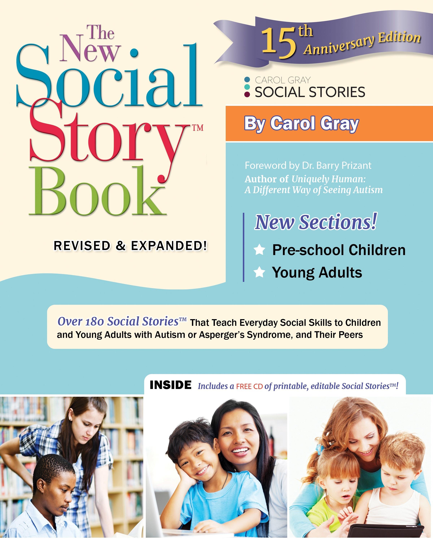 The New Social Story Book | Sue Larkey - Free Printable Social Stories