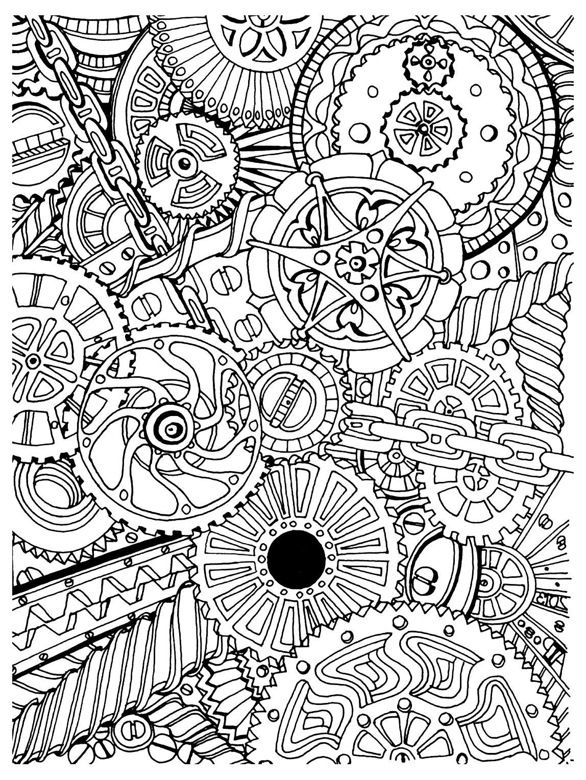 To Print This Free Coloring Page «Coloring-Adult-Zen-Anti-Stress - Free Printable Zen Coloring Pages