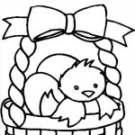 Top 10 Free Printable Easter Basket Coloring Pages Online | Coloring   Free Printable Coloring Pages Easter Basket