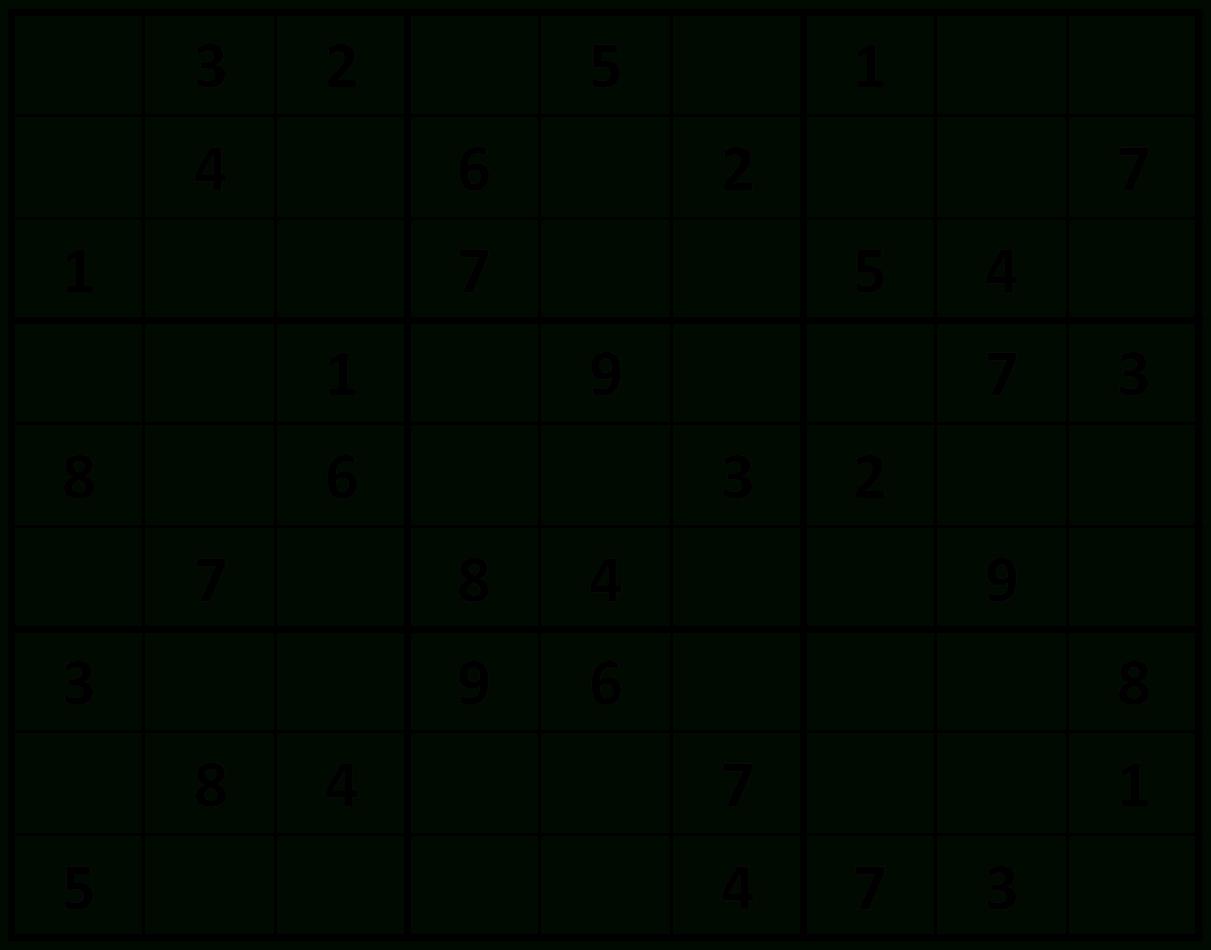 Very Easy Sudoku Printable For Kids | Kids Activities - Free Printable Sudoku 4 Per Page