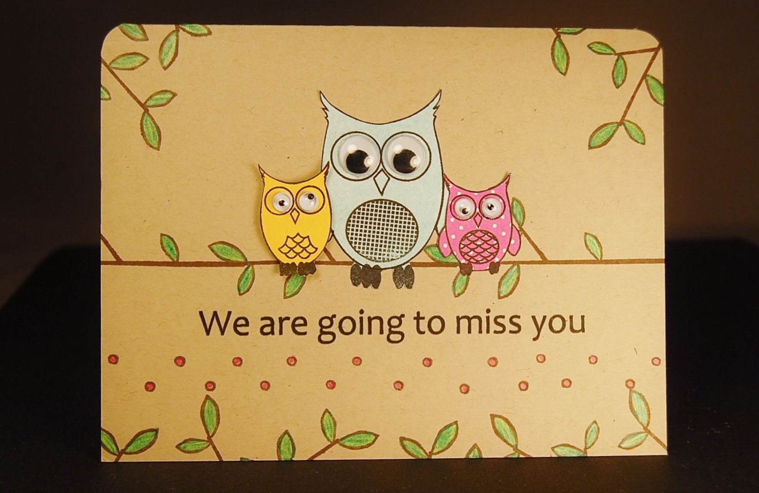 We Will Miss You Quotes For Co Worker. Quotesgram | Adventures In - Free Printable We Will Miss You Greeting Cards