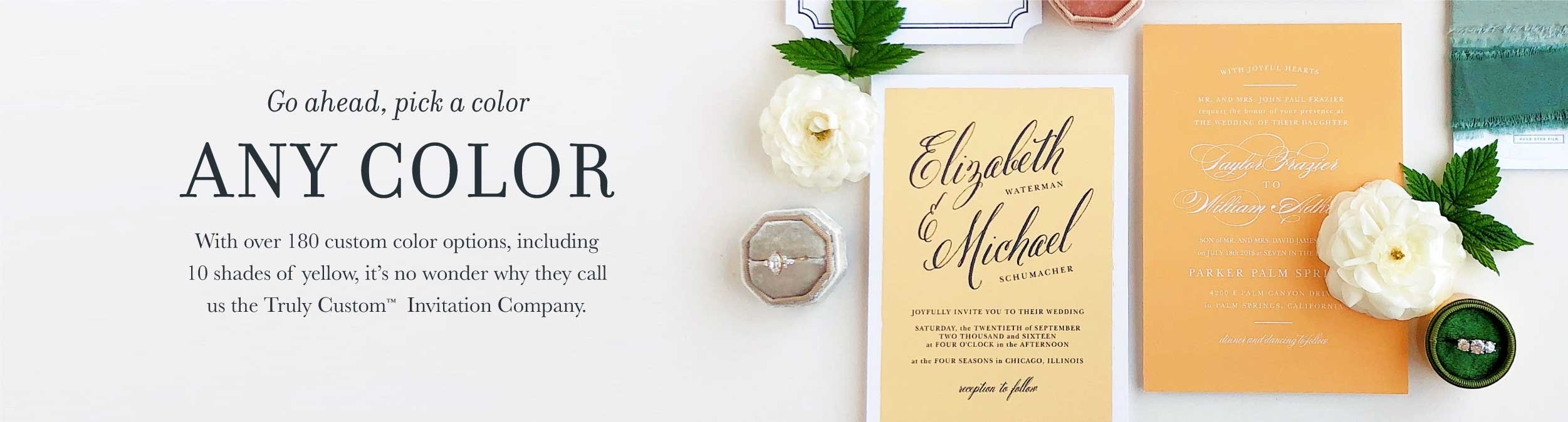 Wedding Invitations   Match Your Color & Style Free! - Wedding Invitation Cards Printable Free