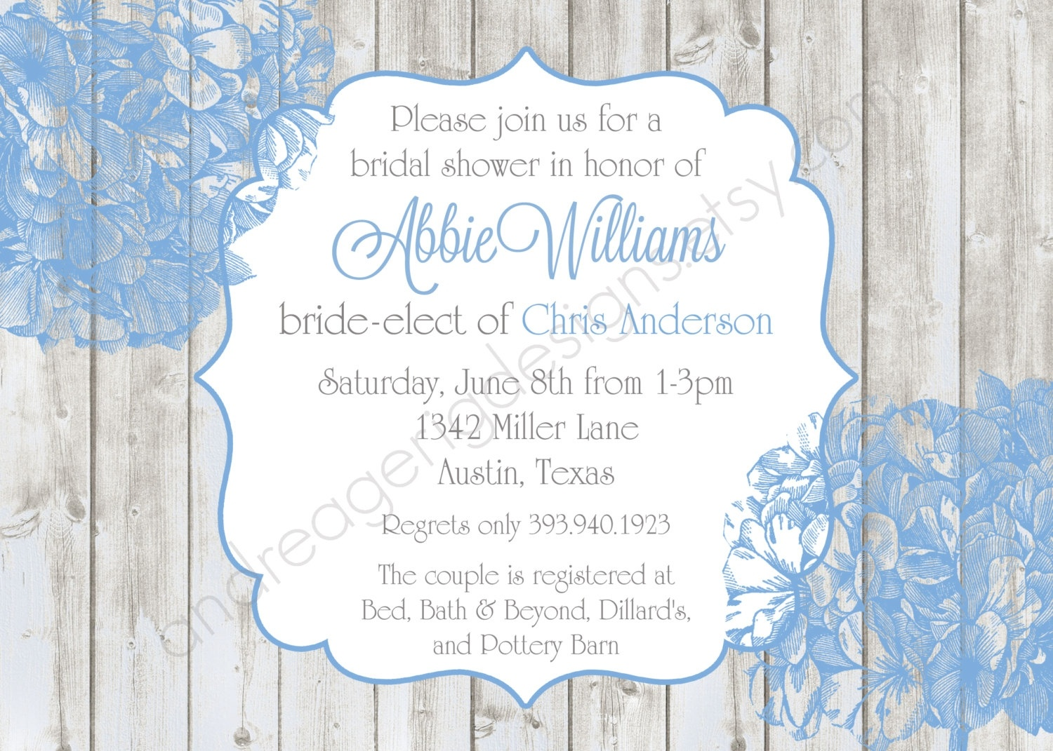 Wedding Shower Invitation Template Free Printable Bridal Shower - Free Printable Bridal Shower Invitations