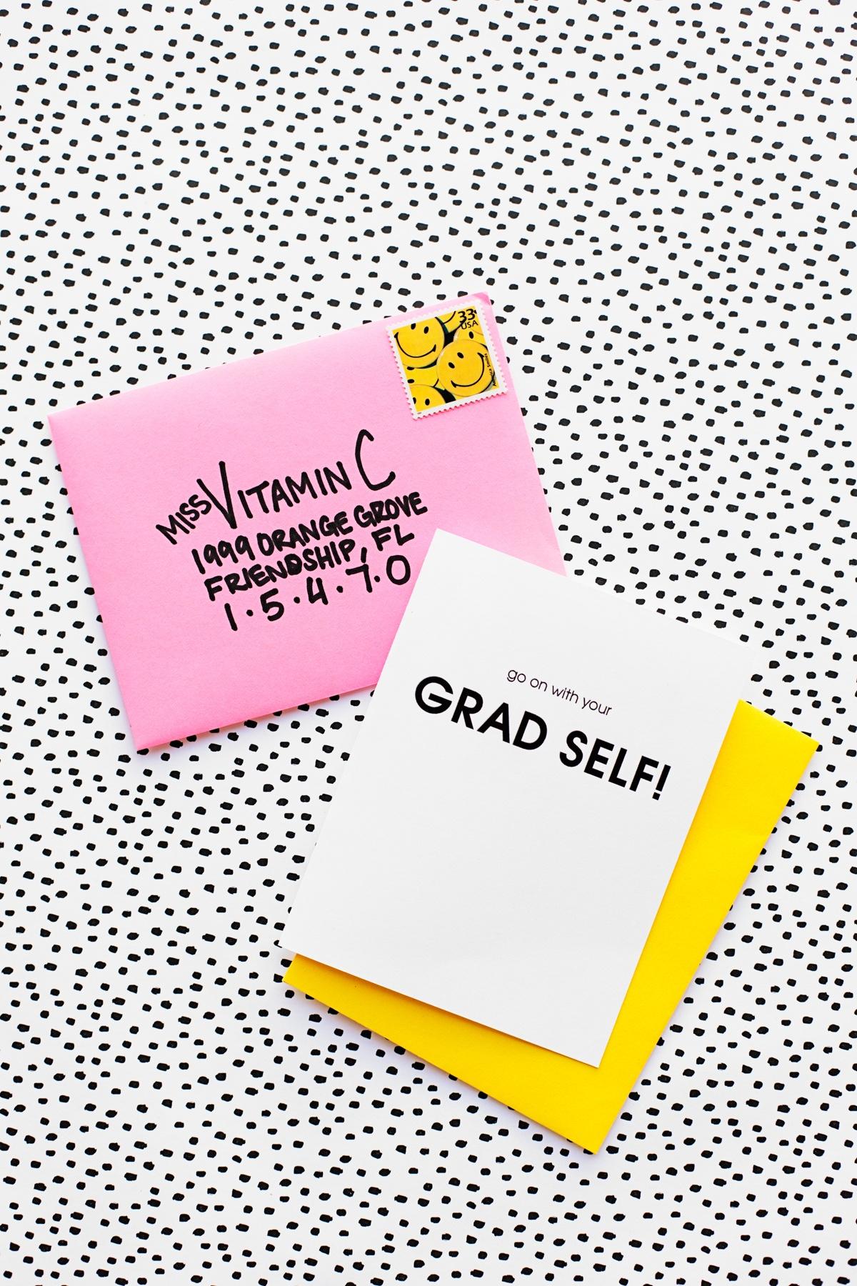 Welcome To Adulthood: Free Printable Graduation Cards - Studio Diy - Free Printable Graduation Paper
